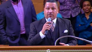 Dr. Lance Watson Preaching 'Tell All My Enemies Im Back'
