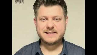 Mensagem de carinho - SONHOS DE DEUS, minuto profético - Pastor Rodrigo Ortunho