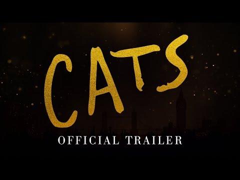 تايلور سويفت وجنيفر هدسون في الإعلان الترويجي الأول لفيلم Cats