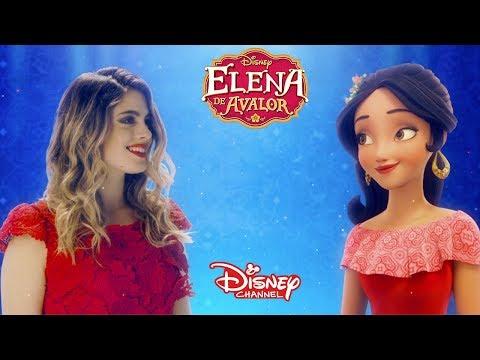 Videos musicales - Es la Hora (Chiara Parravicini)  Video Musical  Elena de Avalor