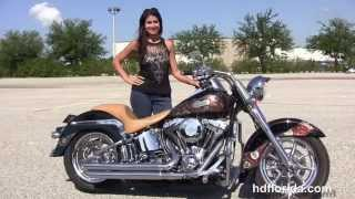 6. Used 2005 Harley Davidson Fatboy Motorcycles for sale in Florida