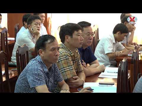 Tổng Giám đốc Đặng Thanh Hải định hướng về quản trị doanh nghiệp trong ngành khai khoáng