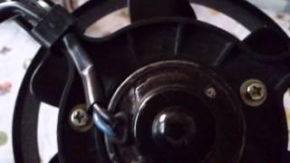 10. Electroventilador KYMCO BET & WIN 125/250cc