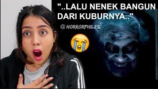 Video kisah HORRORPHILES pendek TERSERAM! | #NERROR MP3, 3GP, MP4, WEBM, AVI, FLV Mei 2018