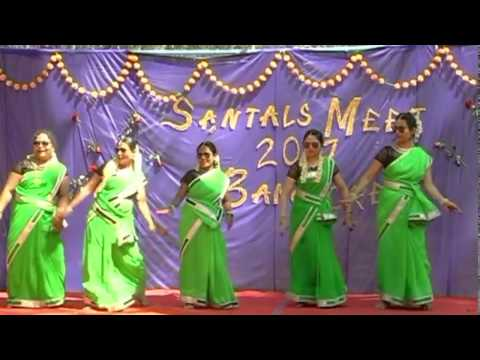 Video BARIPADA KURI AAM KURI CHAKACHAH / SANTHALI DANCE PERFORMANCE / BANGALORE SANTALS MEET 2017 download in MP3, 3GP, MP4, WEBM, AVI, FLV January 2017