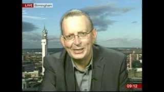 Steve Evans Interview on BBC Breakfast 28 September 2013