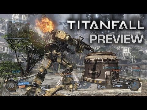 Titanfall the next Call Of Duty?