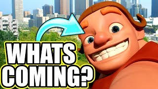 Video THE BUILDER IS BACK!.....BUT WHAT HAS CHANGED IN CLASH OF CLANS! MP3, 3GP, MP4, WEBM, AVI, FLV Februari 2018