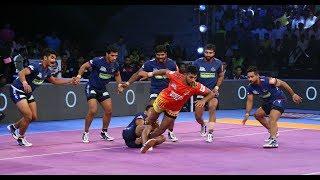 Pro Kabaddi 2018 Highlights | Haryana Steelers Vs  Gujarat Fortunegiants | Hindi