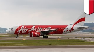 マレーシアのエアアジア機が消息絶ち162人不明