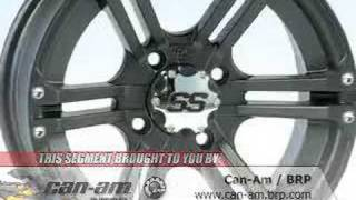 5. ATV Television Product Review - ITP SS212 Wheels