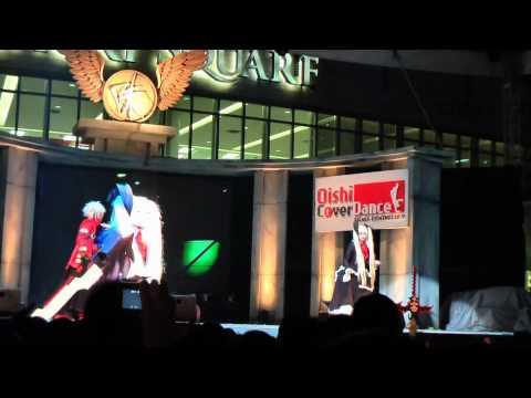 World Cosplay Summit Thai Preliminary 2010 Team 12 – Blazblue