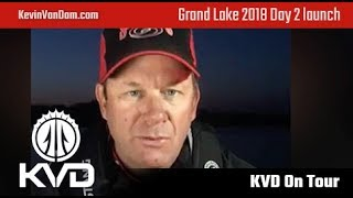 Grand Lake 2018 - day 2 launch