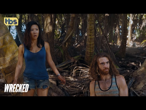 Wrecked: Cop Tricks - Season 1, Ep. 10 [CLIP #1] | TBS