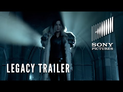 "UNDERWORLD: BLOOD WARS - Official ""Legacy"" Trailer"