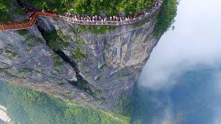 Cả Thế Giới hoảng hồn phát hiện những con đường đáng sợ và nguy hiểm bậc nhất không thể tin nổi