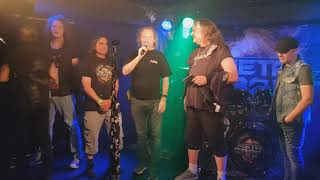 Video MetalCraft 2019-06-06 Křest CD Cannonball.