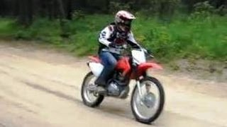 10. 2006 Honda CRF230 Fly By