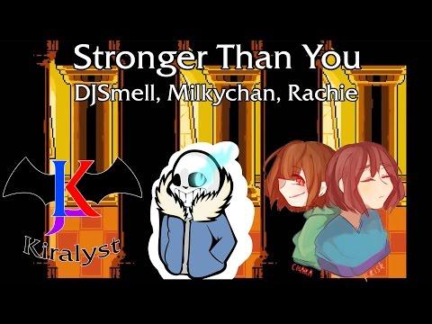 Undertale - Stronger Than You Trio: Sans vs Chara vs Frisk