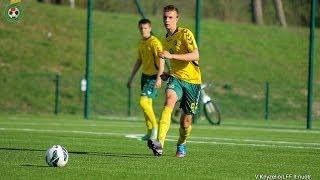 Lietuva 1:7 Baltarusija: rungtynės (2014-04-25)