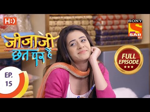 Jijaji Chhat Per Hai - Ep 15 - Full Episode - 29th January, 2018