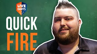 Chris Mason – Quick Fire Q&A