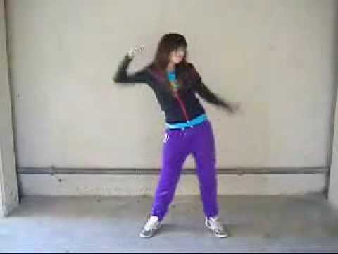 Girls Dance - Chicas TCK Break Dance Jumpstyle Shuffle - Duelo