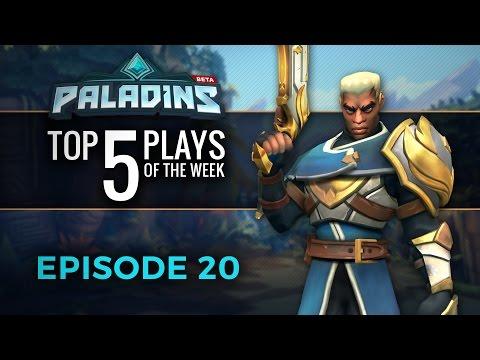 Paladins - Top 5 Plays #20