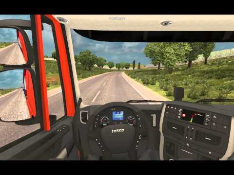 Iveco Hi Way Internal Sound