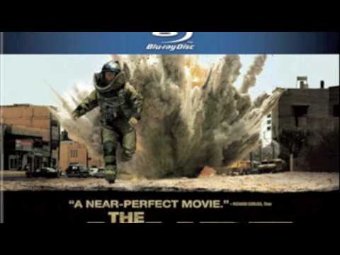 The Hurt Locker-Blu Ray Review.