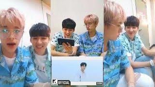 "Video Kevin & Jae reacting to Samuel's ""Sixteen"" MV 📺 MP3, 3GP, MP4, WEBM, AVI, FLV Juni 2018"