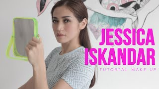 Rahasia Makeup Cantik Jessica Iskandar Untuk Sehari-Hari