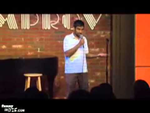 Aziz Ansari Funny video