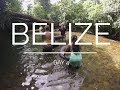 Belize day 4: river cave tubing & Blue Hole (freshwater)