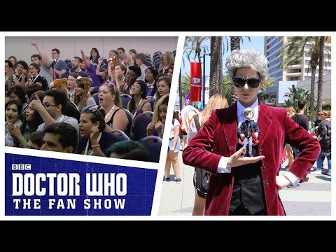 Doctor Who: The Fan Show at VidCon!