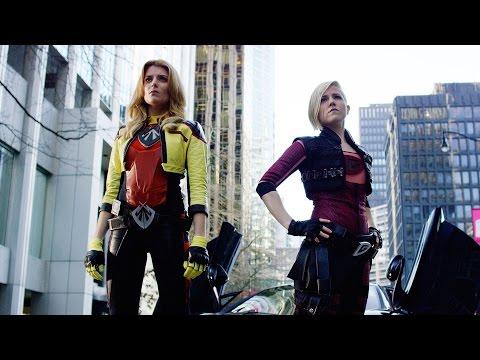 Electra Woman & Dyna Girl - Trailer