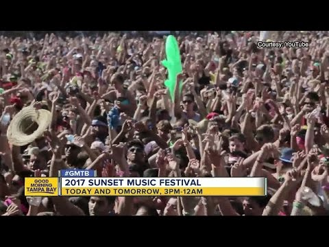 Changes in store for 2017 Sunset Music Festival