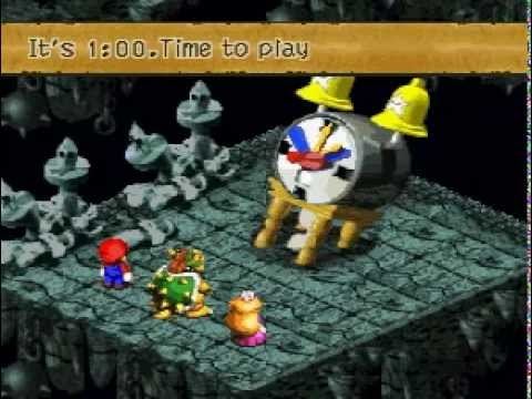 Super Mario RPG : Legend of the Seven Stars Super Nintendo