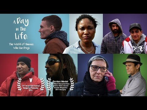 Film: A day in the life - The world of humans who use drugs