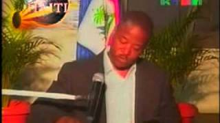 Haiti Next President Michel Joseph Martelly Election Result Tele Haiti News