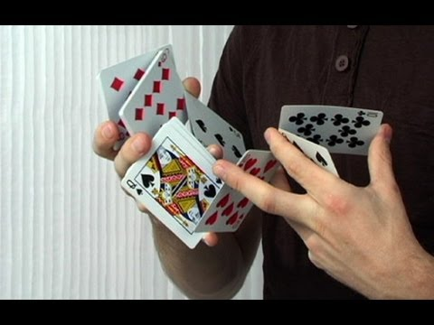 card - Follow Chase Duncan on instagram: http://instagram.com/readysetcards Today my friend Chase Duncan shows you some things you may not know about cardistry. He ...
