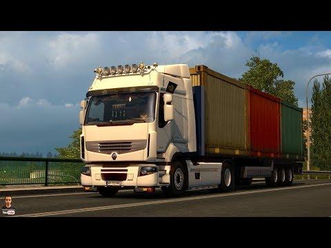 GT-Mods Renault Premium Route Rework