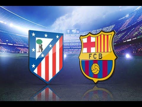 Video Barcelona  VS Atletico Madrid Live Video Stream download in MP3, 3GP, MP4, WEBM, AVI, FLV January 2017