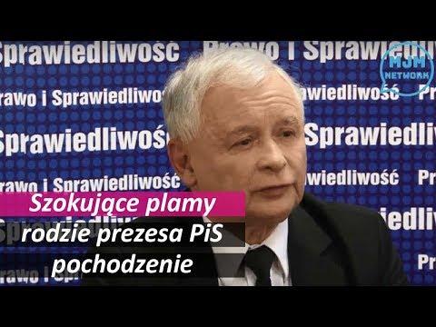 Prawda pochodzenia Jarosława Kaczyńskiego: Będziesz zszokowany!