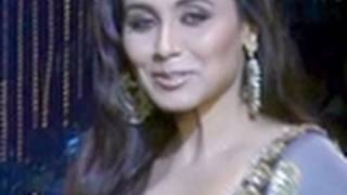 Rani Mukherjee In Dhoom 3