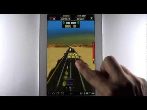 Video of Sane Lane - car race