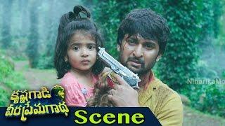 Nonton Villain Attack On Nani And Kidnaps Mehreen - Krishna Gaadi Veera Prema Gaadha Movie Scenes Film Subtitle Indonesia Streaming Movie Download