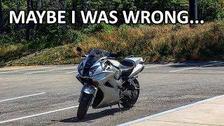 5. Would the VFR800 make a good beginner bike?