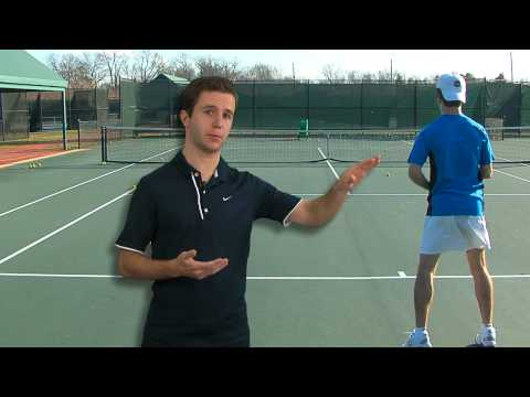Tennis Forehand – Windshield Wiper Forehand in High Definition