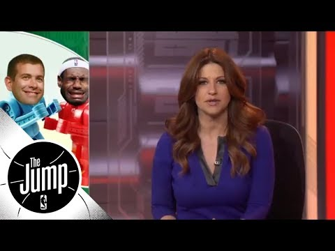 Rachel Nichols: Cavaliers on the ropes after Celtics gut punch | The Jump | ESPN